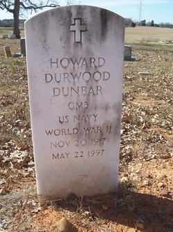 Howard Mike Dunbar