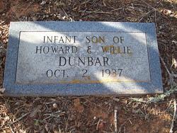Infant Son Dunbar