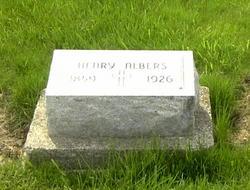 Henry Bernard Albers