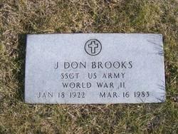 James Donald Brooks