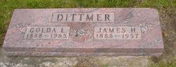 Golda L. <i>Benson</i> Dittmer