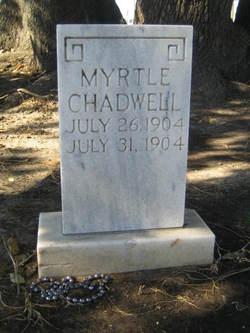 Myrtle Chadwell