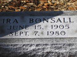 Ira Bonsall