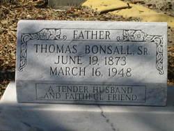 Thomas Bonsall, Sr