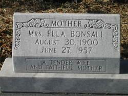 Ella Bonsall