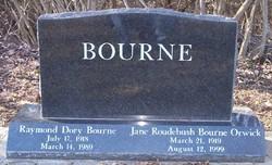 Jane <i>Roudebush</i> Bourne Orwick