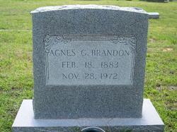 Agnes <i>Gillespie</i> Brandon