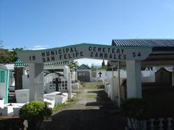 San Felipe Municipal Cemetery