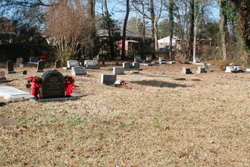 Cassell Cuffee Demby Family Cemetery