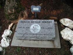 Patricia Louella <i>Banks</i> Newport