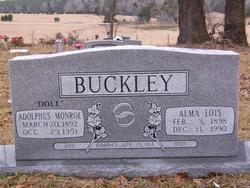 Adolphus Monroe Doll Buckley