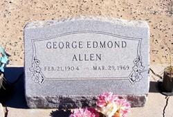 George Edmond Allen