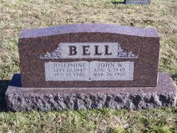Josephine <i>Hunt</i> Bell