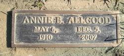 Annie Bell Allgood