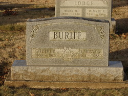 Gilbert Bryan Buriff