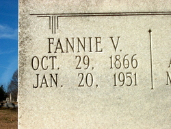 Fannie Virginia <i>Day</i> Henington