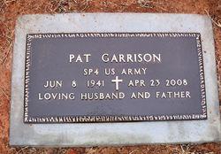 Spec Patrick Wayne Pat Garrison, Sr