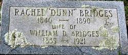 Rachel B <i>Dunn</i> Bridges