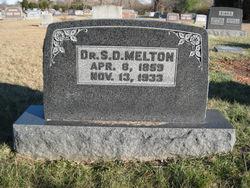 Dr Stephen Decatur Melton