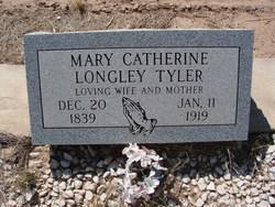 Mary Catherine <i>Longley</i> Tyler Clark