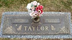 Kenneth Lloyd Taylor
