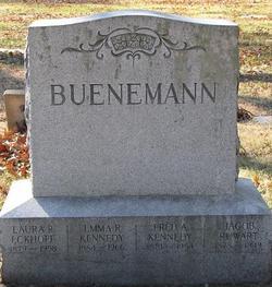 Caroline <i>Buenemann</i> Breen Gailor