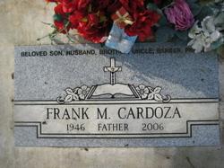 Frank Manuel Cardoza