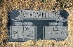 Jessie Tom Adwell