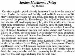 Jordan MacKenna Dobey