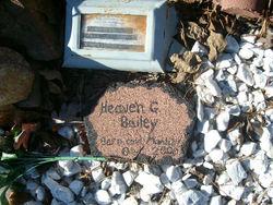 Heaven G. Bailey