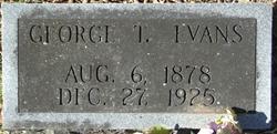George T Evans