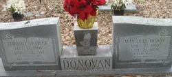 May Dell <i>Hobby</i> Donovan
