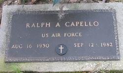 Ralph A. Capello