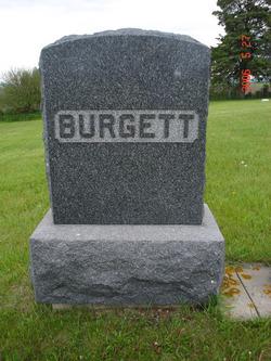 Regina <i>Benson</i> Burgett