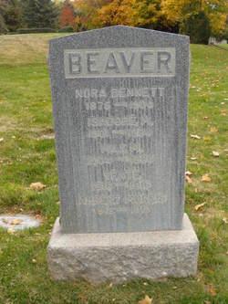 Nora <i>Bennett</i> Beaver