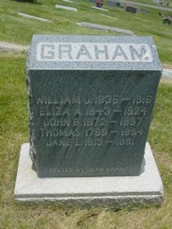 Eliza A <i>Chapman</i> Graham