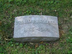 William Pendleton Anderson
