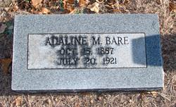 Adaline M. Bare