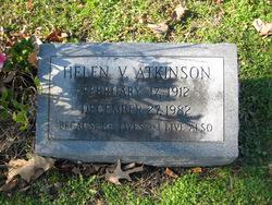 Helen Virginia Atkinson