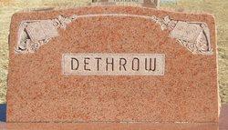 Elmer Floyd Dethrow