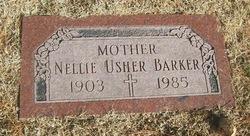 Nellie <i>Usher</i> Barker