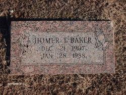 Homer T. Baker