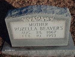 Rozella <i>Strader</i> Beavers