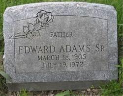 Edward Adams, Sr