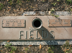 Raymond Edgar Fields