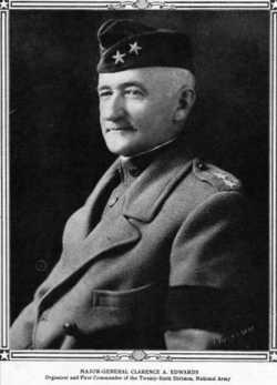 Gen Clarence R. Edwards