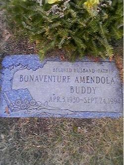 Bonaventure Buddy Amendola