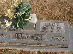Elmer Cecil Brogan