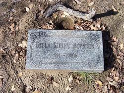 Della <i>Seely</i> Boynton