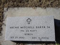 Archie Mitchell Baker, Sr